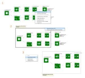 Create block groups