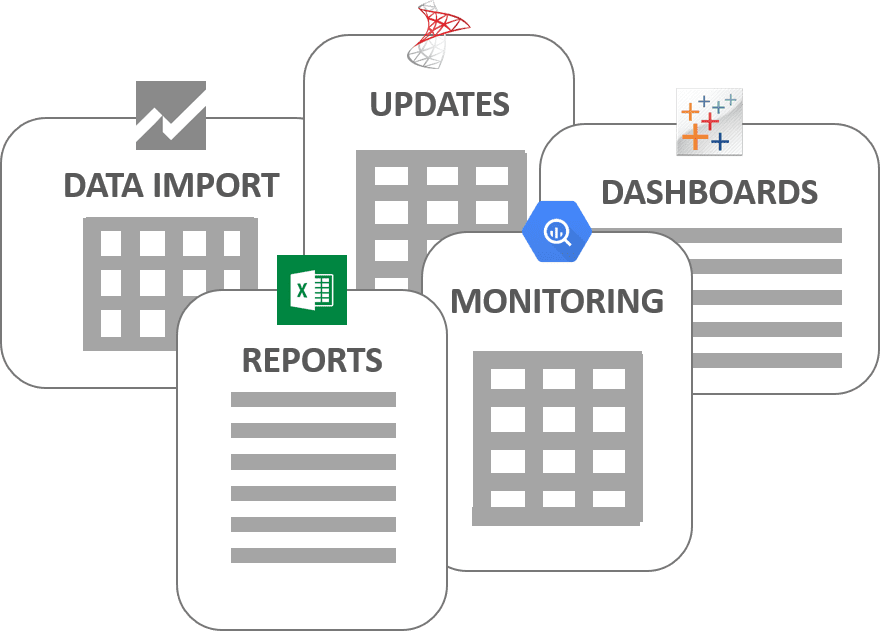 Automate Excel Dashboards and Reports