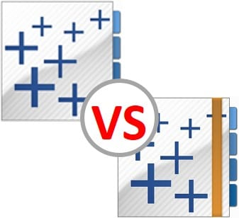 TWB vs TWBX in Tableau