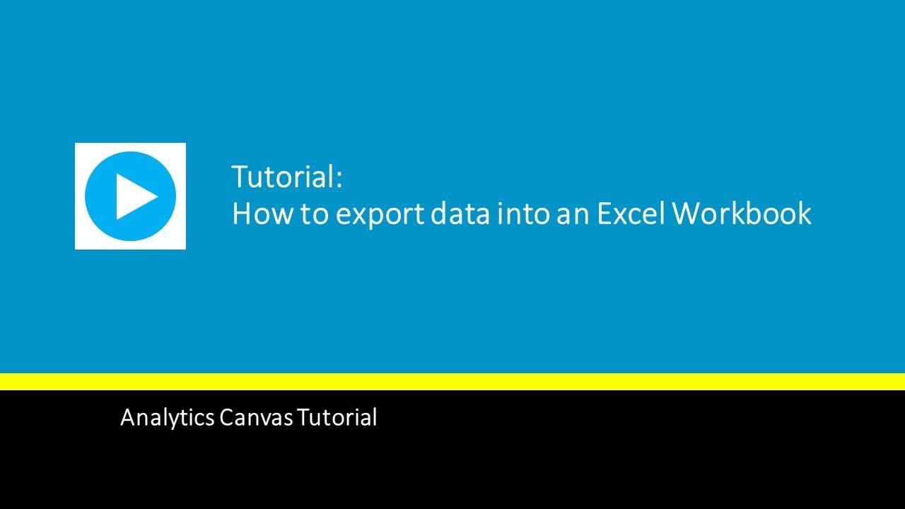 export-to-excel