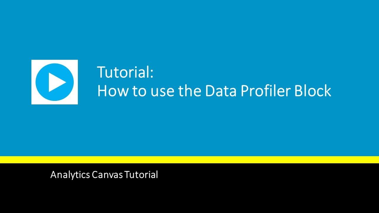 profiling-data