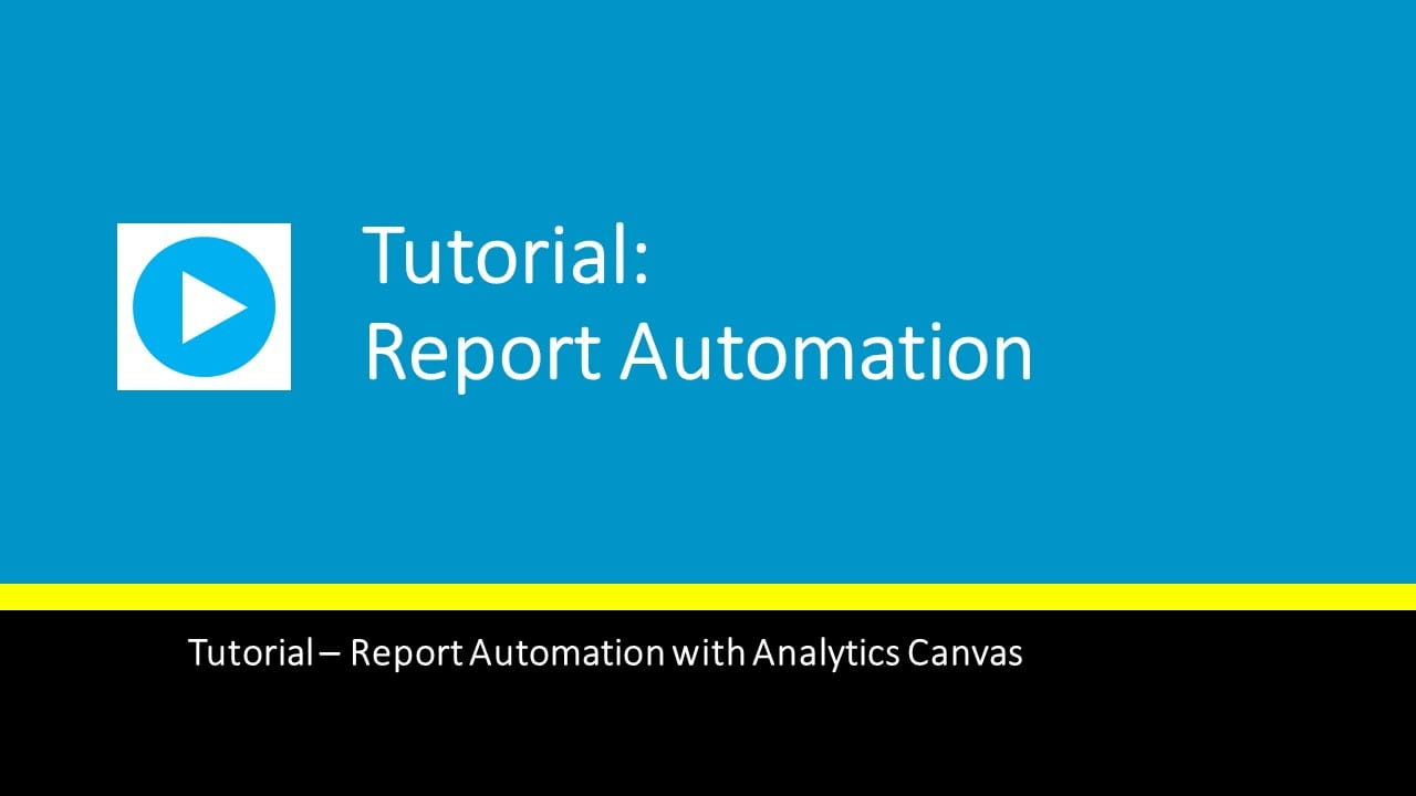 report-automation