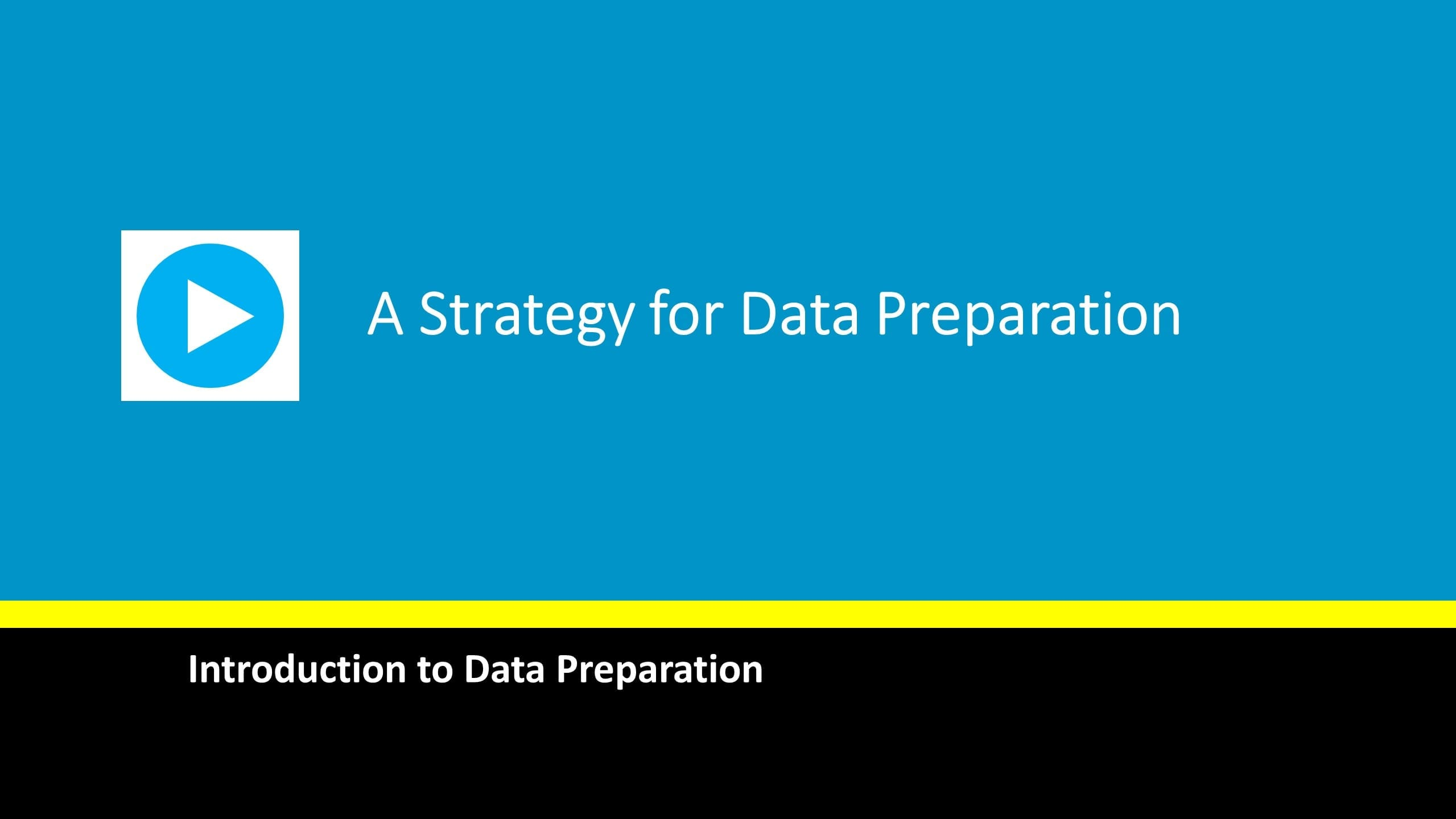 strategy-for-data-prep