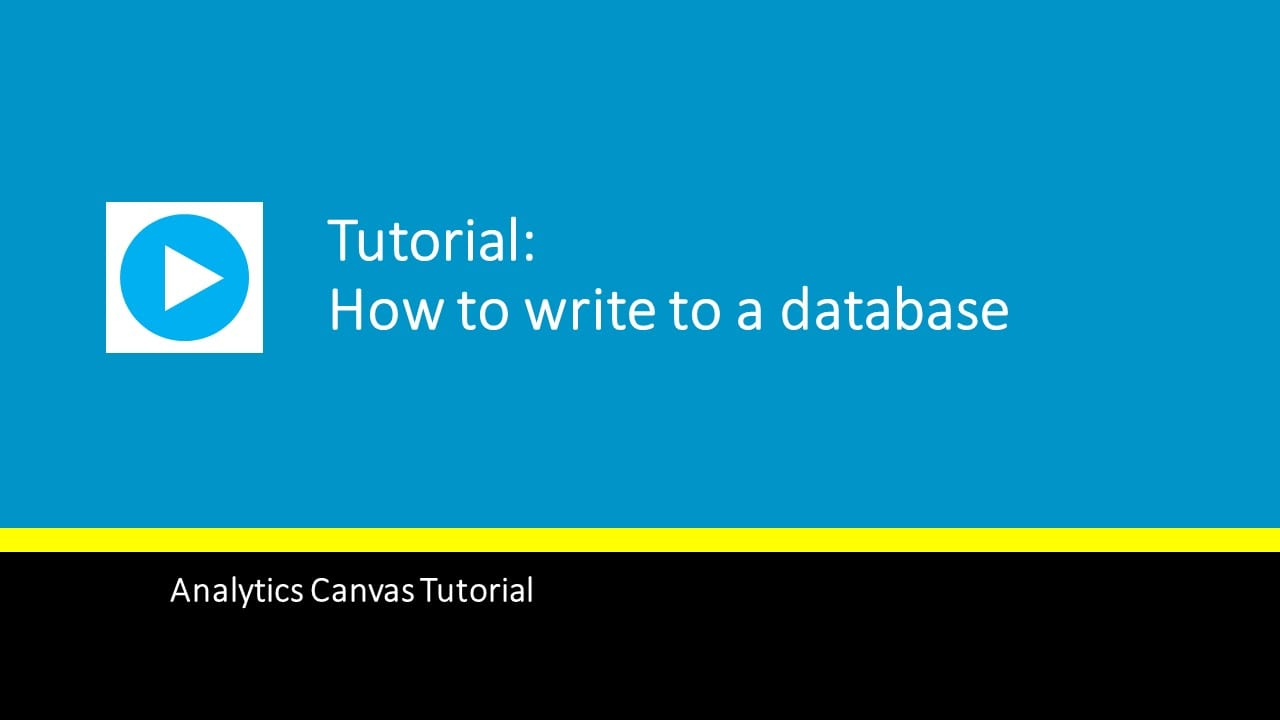 writing-to-a-database